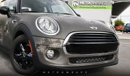 Mini Cooper National Young Arts Foundation Folierung 3 190x111 Fotostory: Mini Cooper   National Young Arts Foundation