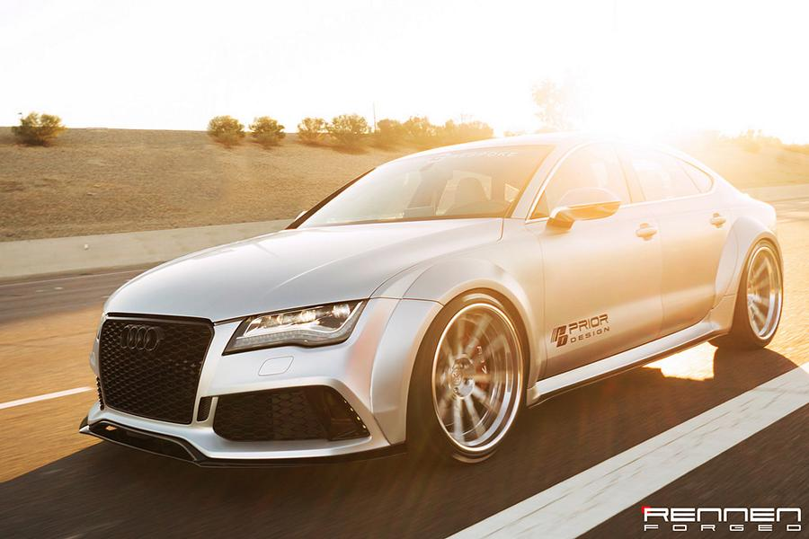PD700R Widebody Audi A7 S7 Rennen Forged R60 Tuning 3 PD700R Widebody Audi A7 S7 Tuning by Creative Bespoke