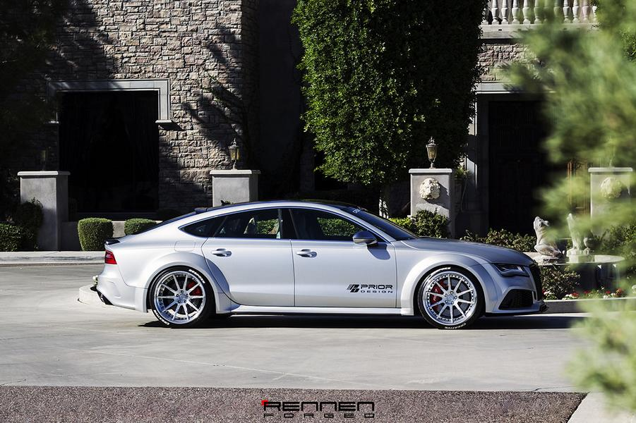 PD700R Widebody Audi A7 S7 Rennen Forged R60 Tuning 5 PD700R Widebody Audi A7 S7 Tuning by Creative Bespoke