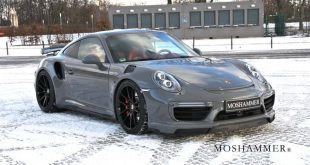 Porsche 911 Turbo S DOWNFORCE II Moshammer 2017 Tuning 9 310x165 Porsche 911 Turbo S (991) vom Tuner auto Dynamics.pl