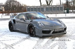 Porsche 911 Turbo S DOWNFORCE II Moshammer 2017 Tuning 9 310x205 Porsche 911 Turbo S als DOWNFORCE II by Moshammer