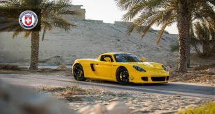 Porsche Carrera GT HRE P101 Tuning 1 310x165 HRE Performance Wheels P101 am McLaren P1 & MP4 12C