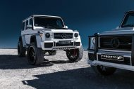 Prior Design Widebody Mercedes G63 AMG Tuning Forgiato Wheels 5 190x127 G Offensive   2 x Mercedes G Klasse auf Forgiato Wheels