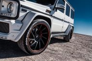Prior Design Widebody Mercedes G63 AMG Tuning Forgiato Wheels 6 190x127 G Offensive   2 x Mercedes G Klasse auf Forgiato Wheels