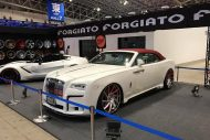 Rolls Royce Dawn Bodykit Forgiato Wheels Tuning 4 190x127 Rolls Royce Dawn mit Bodykit und auf Forgiato Wheels Alu's
