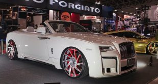 Rolls Royce Dawn Bodykit Forgiato Wheels Tuning 5 310x165 Ohne Worte   Chevrolet Camaro Cabrio Widebody by Forgiato