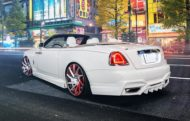 Rolls Royce Dawn Wald Bodykit Forgiato Wheels 4 190x121 Rolls Royce Dawn mit Bodykit und auf Forgiato Wheels Alu's
