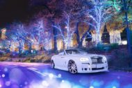 Rolls Royce Dawn Wald Bodykit Forgiato Wheels 6 190x127 Rolls Royce Dawn mit Bodykit und auf Forgiato Wheels Alu's