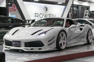 Rowen International Bodykit Ferrari 488 GTB Tuning 2 310x205 Fertig  >Rowen International Bodykit am Ferrari 488 GTB