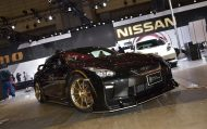 Rowen International Widebody Kit Tuning 2017 Nissan GT R 7 190x119 Rowen International Nissan R35 GT R Modell 2017 Bodykit