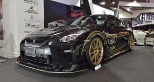 Rowen International Widebody Kit Tuning 2017 Nissan GT R 9 310x165 Rowen International Nissan R35 GT R Modell 2017 Bodykit