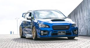 Rowen international Bodykit Subaru WRX STI 2017 Tuning 1 1 310x165 Oberheftig   OIRAM VAB Widebody am Subaru WRX Sti