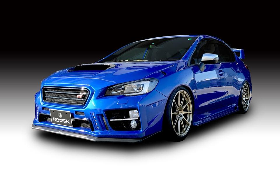 Rowen international Bodykit Subaru WRX STI 2017 Tuning (5 ...