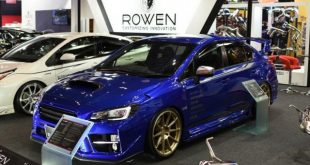 Rowen international Subaru WRX STI 2017 Tuning Bodykit 12 310x165 Rowen International   Toyota Estima mit rundum Bodykit