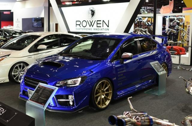 Rowen International Subaru Wrx Sti 2017 Tuning Bodykit 12 Tuningblog Eu Magazin
