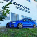 Rowen international Subaru WRX STI 2017 Tuning Bodykit 6 155x155 Rowen International Bodykit am Subaru WRX STi