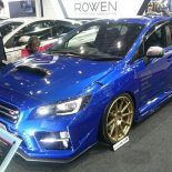 Rowen international Subaru WRX STI 2017 Tuning Bodykit 8 155x155 Rowen International Bodykit am Subaru WRX STi