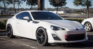 Scion FR S Forgestar CF5V Black 1 310x165 Sportlicher Scion FR S auf Forgestar CF5V Alu's by ModBargains