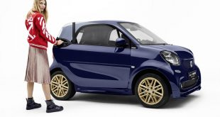 Smart Tailor Made Veronkia Heilbrunner Tuning 2017 4 310x165 Reveal the Iconic You!  > Brabus Smart ForTwo im Maßanzug