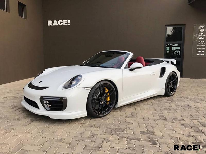 Techart Porsche 911 991.2 Turbo S RACE SOUTH AFRICA Tuning 1 Techart Porsche 911 (991.2) Turbo S by RACE! SOUTH AFRICA