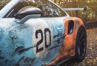 "The GULF Livery Project Porsche 991 GT3 RS Tuning 10 190x130 ""The GULF Livery Project""   einzigartiger Porsche 991 GT3 RS"