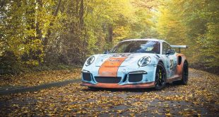 The GULF Livery Project Porsche 991 GT3 RS Tuning 15 310x165 BBS Alufelgen & BBi Parts am Porsche 911 (991) GT3 RS