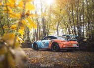 "The GULF Livery Project Porsche 991 GT3 RS Tuning 3 190x137 ""The GULF Livery Project""   einzigartiger Porsche 991 GT3 RS"