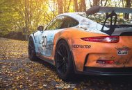 "The GULF Livery Project Porsche 991 GT3 RS Tuning 7 190x130 ""The GULF Livery Project""   einzigartiger Porsche 991 GT3 RS"