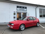 VW Corrado Borbet A Felgen Tuning EAH Customs 2 190x143 Klassiker   VW Corrado mit Borbet A Felgen by EAH Customs