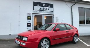 VW Corrado Borbet A Felgen Tuning EAH Customs 2 310x165 Klassiker VW Corrado mit Borbet A Felgen by EAH Customs