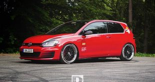 VW Golf GTI Performance Dotz Tuning 3 310x165 DB Monster   Irrer Mac Audio VW Golf 7 GTI Performance