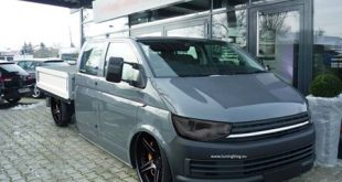 VW T6 Transporter Tuning Pritsche 310x165 BMW X6 F16 mit Carbon Bodykit & ADV.1 Wheels by tuningblog