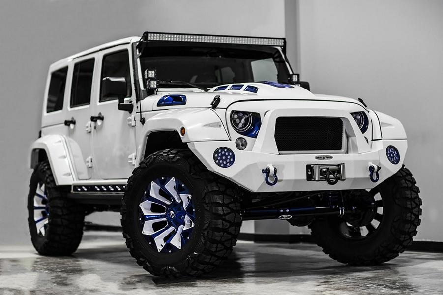 For Sale Storm Trooper Jeep Wrangler Engine Voltron Tuningblog Eu