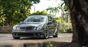 Vossen Wheels LC 104 Mercedes E55 AMG W211 Tuning 8 310x165 Lumma CLR X6R Bodykit & Vossen Wheels am BMW X6M F86
