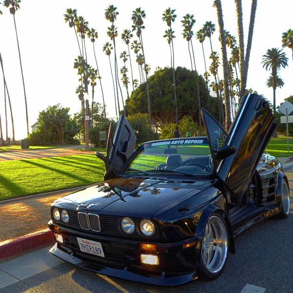 Without Words Widebody Bmw E30 With Lsd Doors M3 Engine