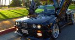 Widebody BMW E30 LSD Doors E36 M3 Motor Tuning 4 155x84 Ohne Worte   Widebody BMW E30 mit LSD Doors & M3 Motor