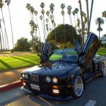 Widebody BMW E30 LSD Doors E36 M3 Motor Tuning 5 155x155 Ohne Worte   Widebody BMW E30 mit LSD Doors & M3 Motor