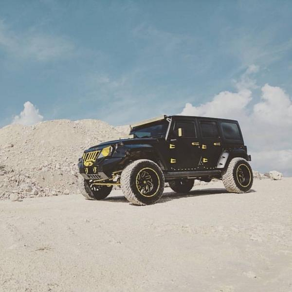 Widebody Jeep Wrangler Tuning MC Customs (2)