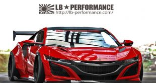 acura nsx liberty walk tuning 2017 bodykit 5 310x165 Vorschau: Acura NSX mit Liberty Walk Performance Widebody Kit