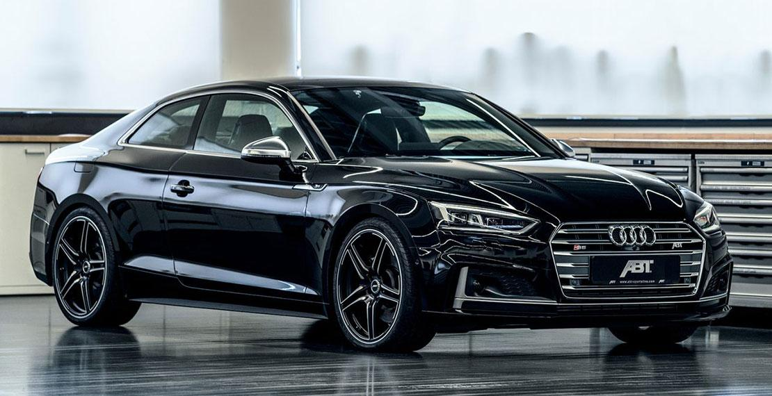 אולטרה מידי The 2017 RS5 comes the moment of ABT - 425PS Audi S5 XU-09