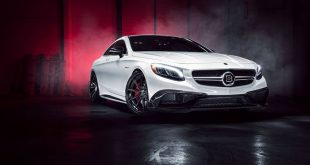 2017 Mercedes C217 S63 AMG Brabus Tuning ADV 16 310x165 2017 Mercedes C217 S63 Coupe mit Brabus Parts by DEM