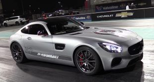 760PS Mercedes AMG GTS von PP Performance Tuning 2 310x165 Video: Viertelmeile im 760PS Mercedes AMG GTS von PP Performance