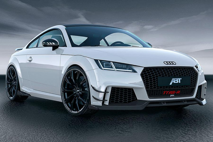 carbon bodykit 500ps im abt sportsline audi tt rs r. Black Bedroom Furniture Sets. Home Design Ideas