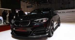 AC SCHNITZER ACL2S BMW M240i Tuning 1 310x165 400PS & 600NM im AC SCHNITZER ACL2S auf Basis des M240i