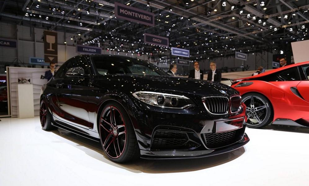 AC SCHNITZER ACL2S BMW M240i Tuning 12 400PS & 600NM im AC SCHNITZER ACL2S auf Basis des M240i
