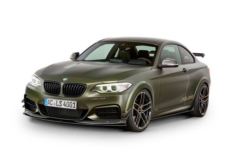 ac schnitzer acl2s bmw m240i tuning 2017 27 tuningblog. Black Bedroom Furniture Sets. Home Design Ideas