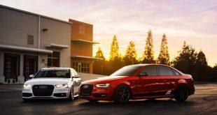 AWE Tuning Audi A4 S4 B8 6 310x165 Fotostory: Schickes Duo   Audi A4 S4 B8 von AWE Tuning