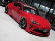 Aimgain 2017 Nissan GT R Toyota Gt86 Widebody Tuning 7 190x143 Aimgain Nissan R35 GT R & Toyota GT86 Widebody