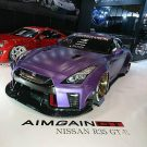 Aimgain 2017 Nissan GT R Toyota Gt86 Widebody Tuning 9 135x135 Aimgain Nissan R35 GT R & Toyota GT86 Widebody
