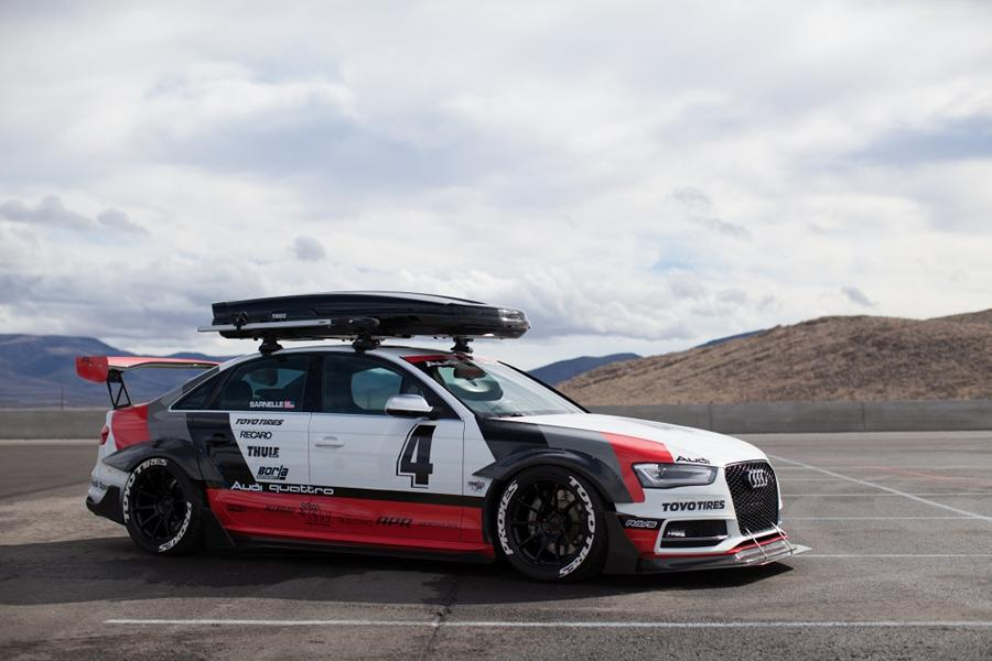 allroad outfitters audi s4 a4 b8 dtm tuning 2. Black Bedroom Furniture Sets. Home Design Ideas